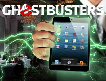 Spela Ghostbusters hos Mr Green Casino och vinn Ipad Mini